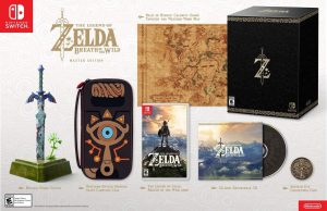 """The Legend of Zelda: Breath of the Wild """"Master Edition"""" Revealed"""
