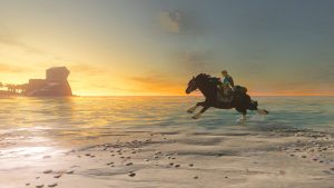 The Legend of Zelda: Breath of the Wild Producer Suggests Open World is the Series Standard Now