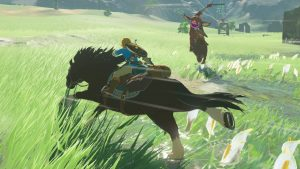 New Zelda: Breath of the Wild Update Reportedly Improves Performance