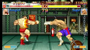 Ultra Street Fighter II Gets First-Person Mode
