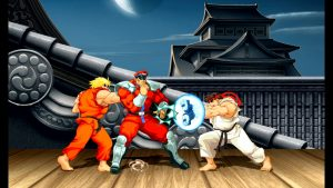 Ultra Street Fighter II: The Final Challengers Revealed for Nintendo Switch