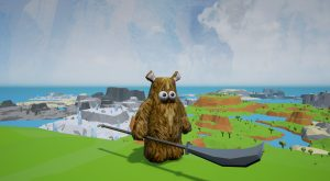 Goofy Survival Game Wrongworld Now Up for Greenlight