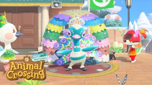 Animal Crossing: New Horizons February Update Features Festivale Event and More