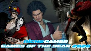 Niche Gamer's GOTY 2020 Picks; Yakuza: Like a Dragon,Hades, andDevil May Cry 3: Special Edition