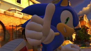 UPDATE: Roger Craig Smith Announces he is No Longer Voicing Sonic the Hedgehog After 10 Years