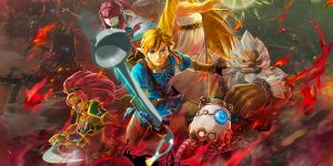 Hyrule Warriors: Age of Calamity Ships Over 3.5 Milion Copies, Atelier Ryza 2 Ships Over 220,000 Copies