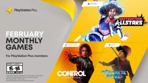 PlayStation Plus Lineup for February 2021 Announced