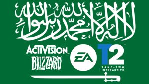 Saudi Arabia Becomes One of the Largest Shareholders in Activision Blizzard, EA, and Take-Two Interactive