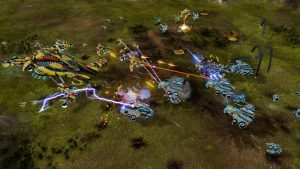 Ashes of the Singularity: Escalation Update 3.0 Available Now