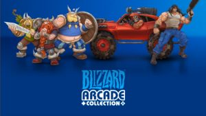Blizzard Arcade Collection Announced, Available Now