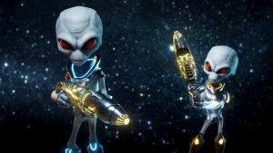 Destroy All Humans! 50% Off on Steam; Destroy All Humans! 2 Remake Teased