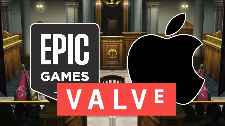 Epic Games Apple Valve Subpoenaed