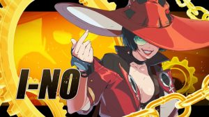 I-No Confirmed for Guilty Gear -Strive-; Initial Roster Features 15 Characters
