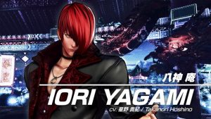 The King of Fighters XV Iori Yagami Gameplay Teaser