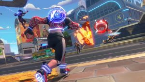 Multiplayer Dodgeball Game Knockout City Announced, Launches May 21