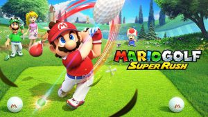 Mario Golf Super Rush Announced, Launches June 25