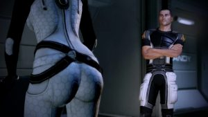 Mass Effect Legendary Edition to Alter Camera Angles to not Focus on Miranda's Butt, Female Shepard Upskirt
