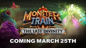 Monster Train The Last Divinity DLC Launches March 25