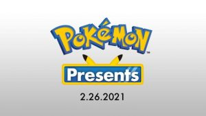 Pokemon Presents Video Presentation Premieres February 26