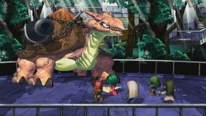 SaGa Frontier Remastered Launches April 15