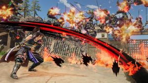 Samurai Warriors 5 Launches July 27