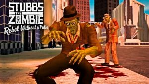 Stubbs the Zombie in Rebel Without a Pulse Reportedly Heads to Xbox One March 16