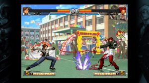 The King of Fighters 2002 Unlimited Match Available Now on PlayStation 4