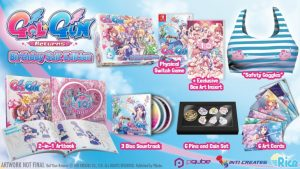 What's in the Box?! – Gal*Gun Returns Birthday Suit Collector's Edition and Give Away