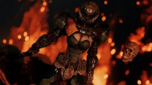 """Doom Eternal Director Has """"Put A Lot of Thought"""" Into Creating a Female Slayer"""
