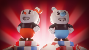 Fall Guys: Ultimate Knockout is Getting Cuphead Skins on February 24