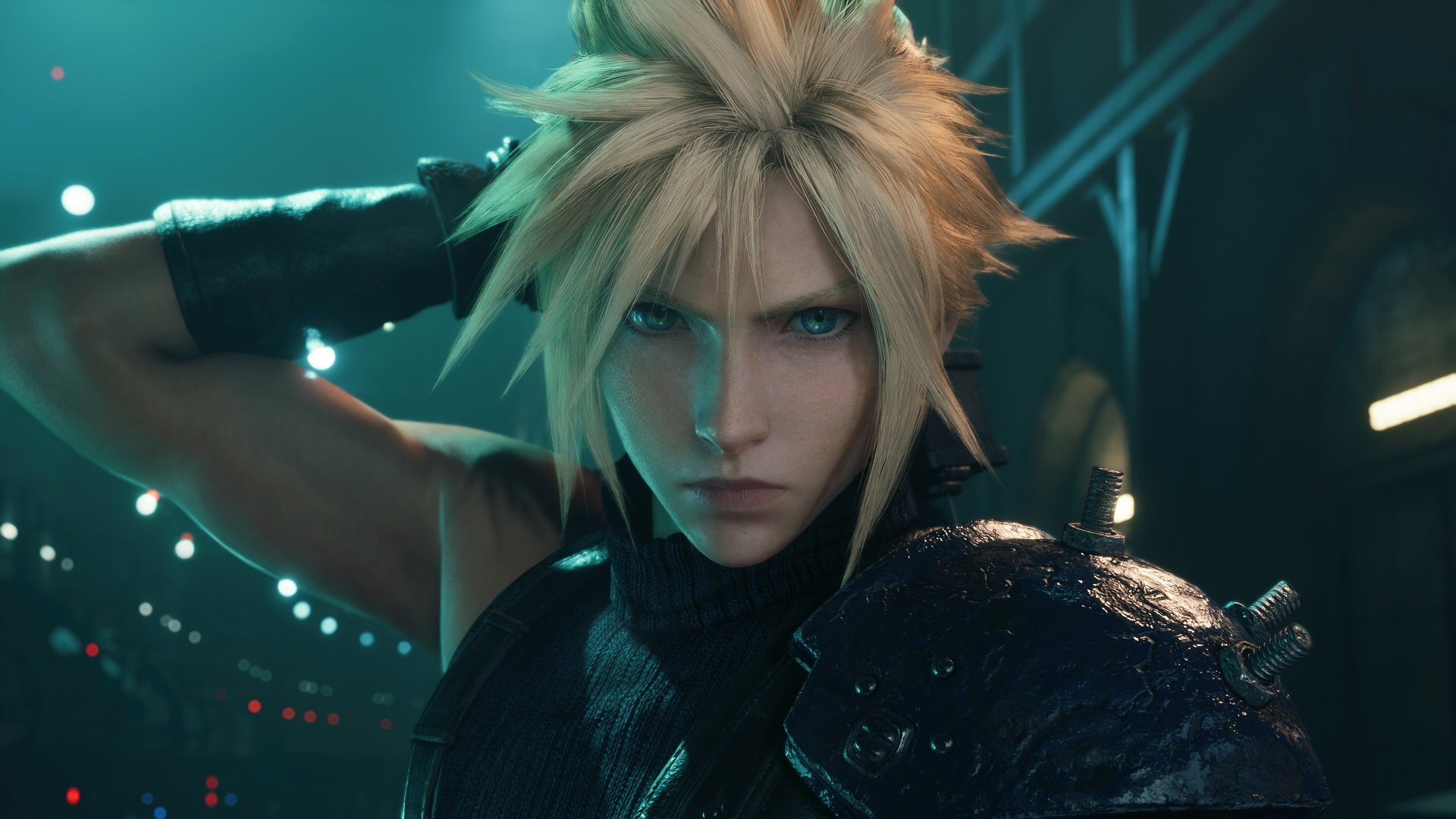 Final Fantasy VII Remake Part Two Director