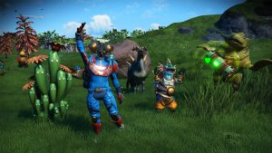 No Man's Sky 'Companions' Update Announced, Now Available