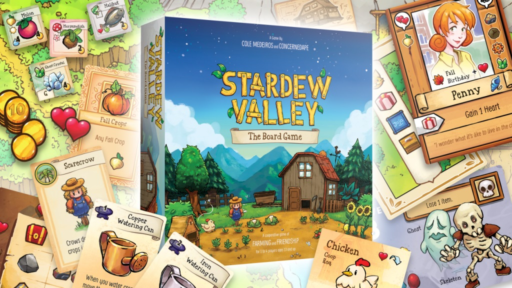 stardew valley board game