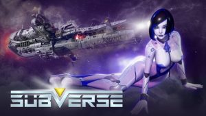 Erotic Sci-fi Waifu RPG Subverse to Finally Launch on March 26