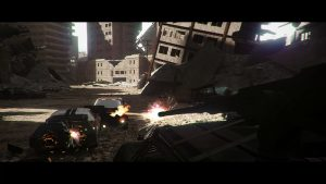 Combat Racing Game Wheeled Warriors: Ultimate Destruction Announced