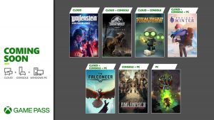 Xbox Game Pass Adds Final Fantasy XII: The Zodiac Age, Jurassic World Evolution, and More in February