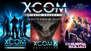XCOM: Ultimate Collection Announced; Launch Deal Reduces Price from Over $200 to Less Than $40