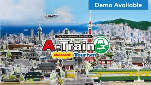A-Train: All Aboard! Tourism Heads West on March 12