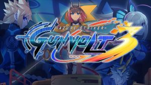 Azure Striker Gunvolt 3 Launches in 2022