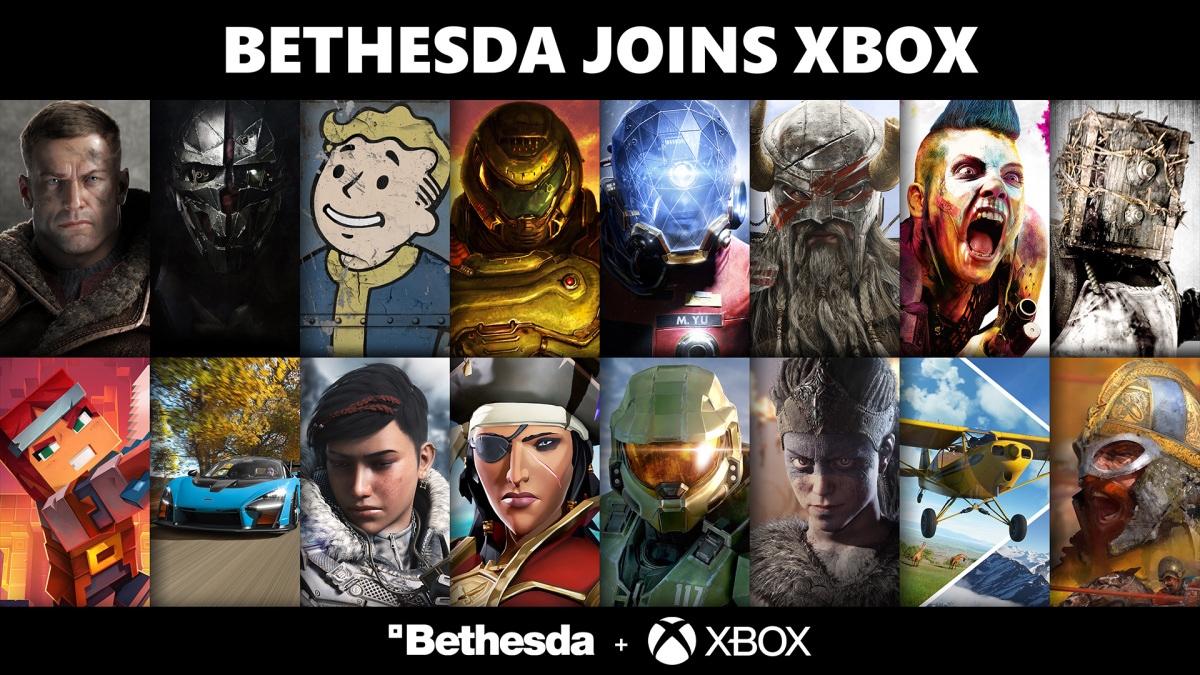 bethesda officially joins xbox