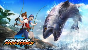 FuRyu Announces Fishing Action Game Fishing Fighters for Switch