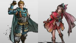 Samurai Warriors 5 Adds Playable Characters Nagamasa Azai and Oichi