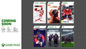 Xbox Game Pass Adds Madden NFL 21, NBA 2K21, and More This Month
